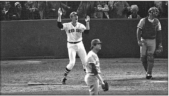 Carlton Fisk - A Game of Inches